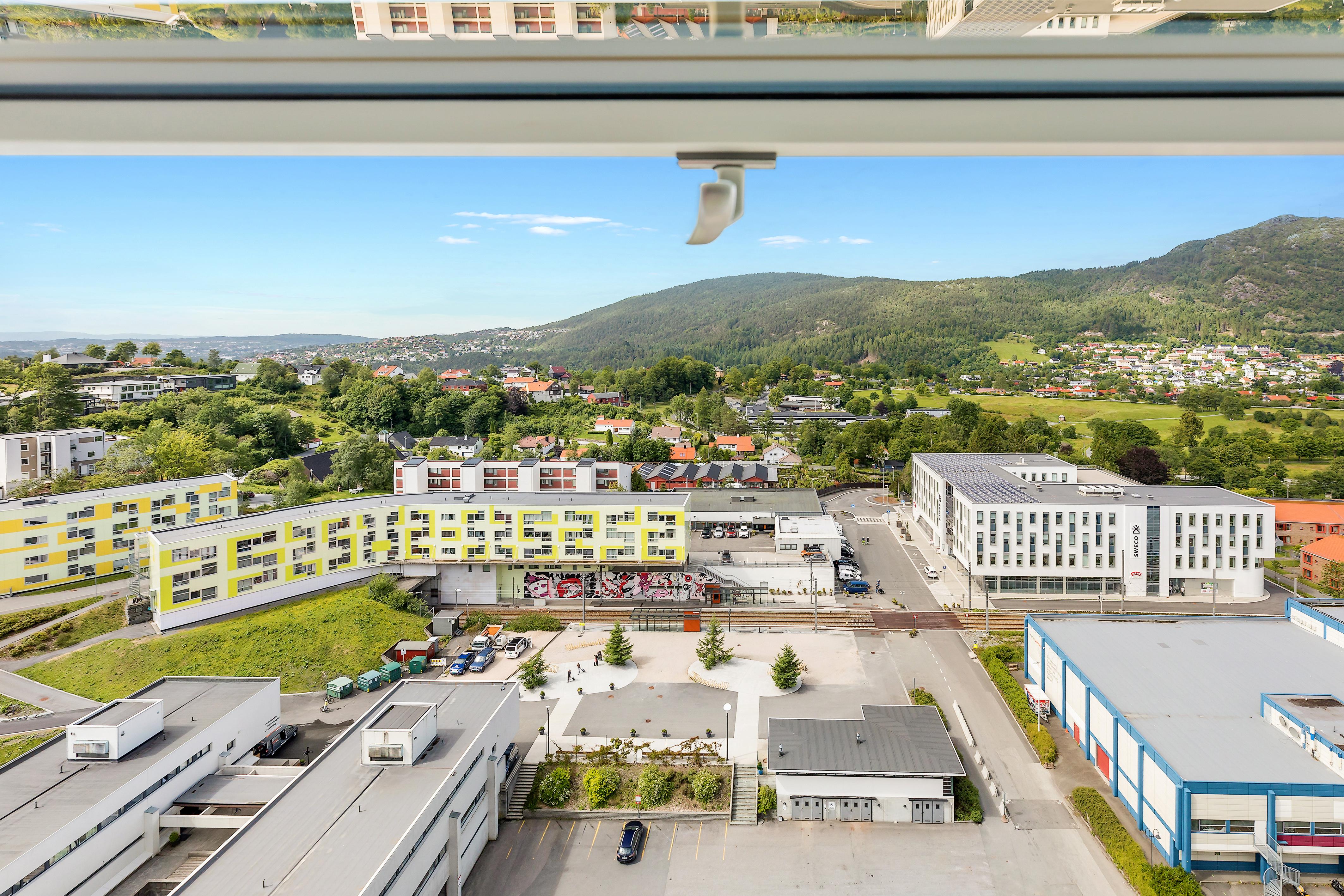 خوابگاه Fantoft در نروژ